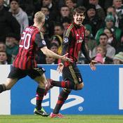Celtic-Milan AC : Kaka