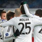 CSKA-Bayern