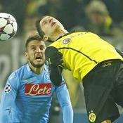 Dortmund-Naples : Lewandowski