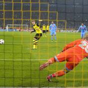 Dortmund-Naples : Reus