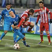 Zenit-Atlético