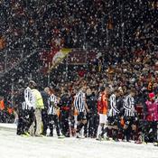 Galatasaray-Juventus : reporté