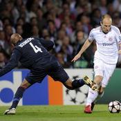 Lyon - Bayern Munich : Arjen Robben
