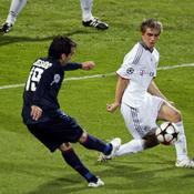 Lyon - Bayern Munich : Cesar Delgado