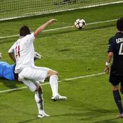Lyon - Bayern Munich : Ivica Olic