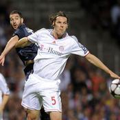 Lyon - Bayern Munich : Lisandro