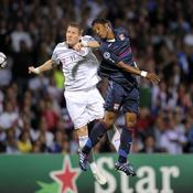 Lyon - Bayern Munich : Michel Bastos