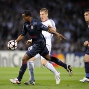 Lyon - Bayern Munich : Sidney Govou