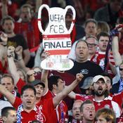 Lyon - Bayern Munich : Supporters