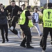 Un steward agressé