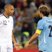 Coupe du monde 2010 : Uruguay-France 0-0