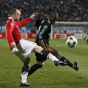 Marseille - Manchester United : Wayne Rooney