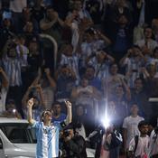 46 buts avec l'Argentine