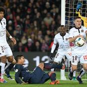 PSG-Nice 2-2 (17e journée)