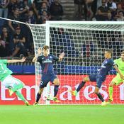 PSG-Saint-Etienne 1-1 (4e journée)