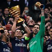 Le trophée reste entre les mains du PSG