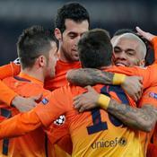 PSG-Barcelone, Alves
