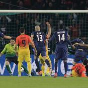 PSG-Barcelone, But Ibra