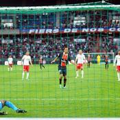 PSG-Salzbourg, Nene penalty