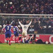 1992-1993 : Real Madrid-PSG 3-1