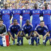 Le onze de départ français