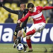 Spartak Moscou-OM, A. Ayew