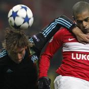Spartak Moscou-OM, Heinze