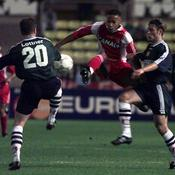 Premier but de Thierry Henry en C1