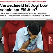 Löw critiqué