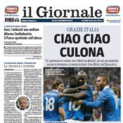 Mario Balotelli plus fort que Mario Monti