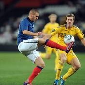 Ukraine-France, Benzema