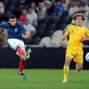 Ukraine-France, Frappe Martin