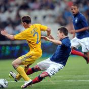 Ukraine-France, Gameiro frappe
