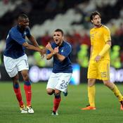 Ukraine-France, Martin heureux