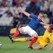 Ukraine-France, Ribéry