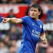1 - Harry Maguire (de Leicester à Manchester United, 87 M€)