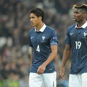Equipe de France Raphaël Varane Paul Pogba