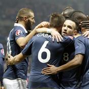 Aidés par un Benzema retrouvé, les Bleus entretiennent leur dynamique
