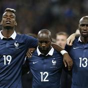 Angleterre-France : les images fortes d'une soirée pas comme les autres
