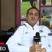 Bini : «Il n'y a qu'un clan, celui de l'équipe de France»