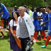 Deschamps : «Il y a des gens qui n'aiment pas l'équipe de France»