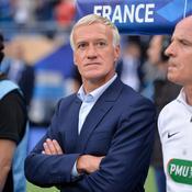 Deschamps : «Mbappé et Dembélé ont fait mal à la défense anglaise»