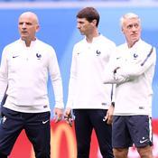 Deschamps recadre les Belges : «Si le foot c'est avoir le ballon et se faire des «papasses»…»