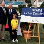 Didier Deschamps a inauguré un stade à son nom
