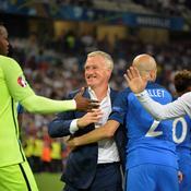 Didier Deschamps n'est pas inquiet pour Steve Mandanda
