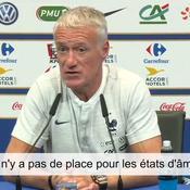 Didier Deschamps : «Rabiot a fait une énorme erreur»