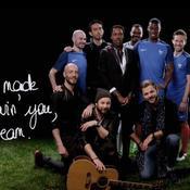 Euro 2016: la chanson officielle (en anglais) des Bleus dévoilée
