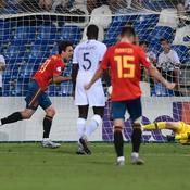 Euro U21 : pas de finale pour les Bleuets, corrigés par l'Espagne