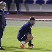«Giroud est encore là un bon bout de temps »: la mise au point de Deschamps