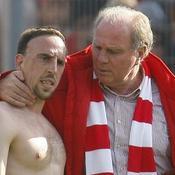 Franck Ribéry-Uli Uli Hoeness